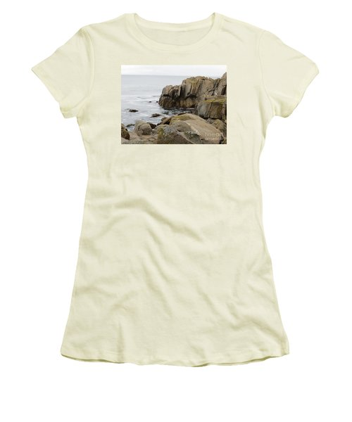 Rocky Formations Women's T-Shirt (Junior Cut) by Joseph Baril