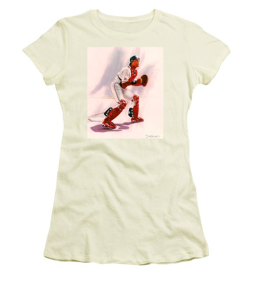 Sandy Alomar Women's T-Shirt (Athletic Fit)
