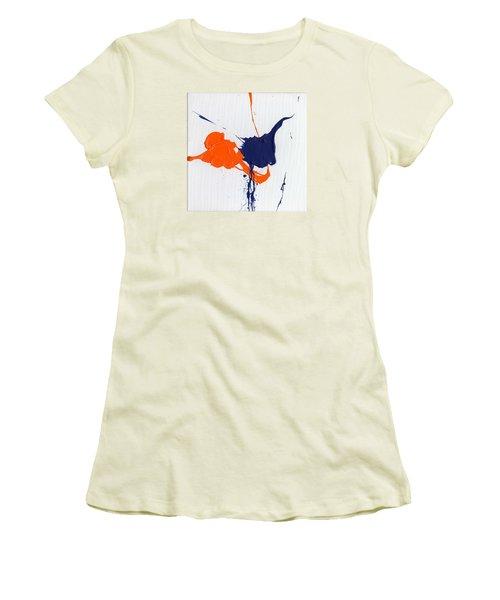 School Colors Women's T-Shirt (Junior Cut) by Phil Strang