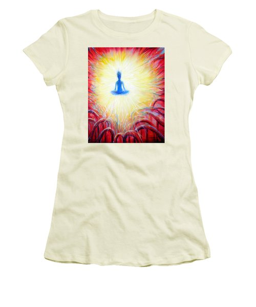 Seat Of The Soul Women's T-Shirt (Athletic Fit)