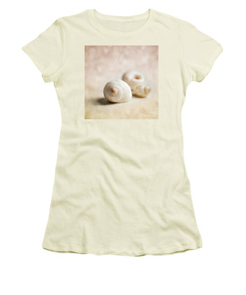 Shells Women's T-Shirt (Athletic Fit)