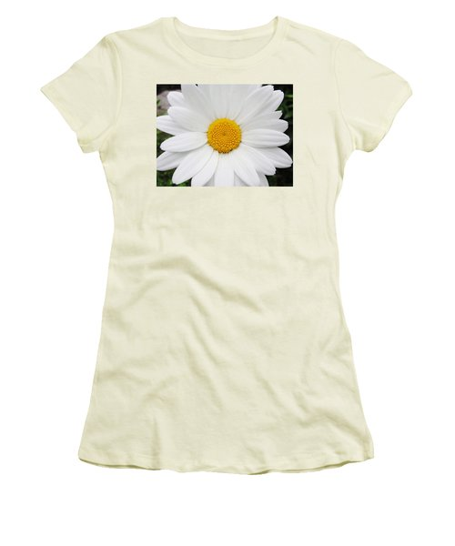 Women's T-Shirt (Junior Cut) featuring the photograph Simply by Natalie Ortiz