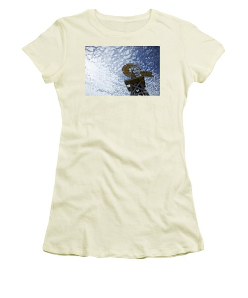 Skyward Women's T-Shirt (Athletic Fit)