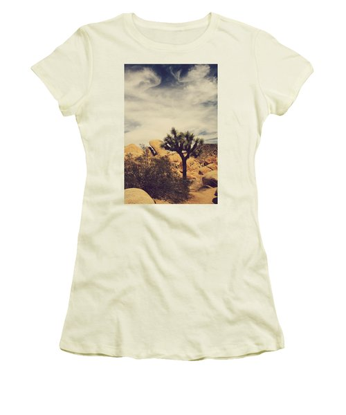 Solitary Man Women's T-Shirt (Athletic Fit)