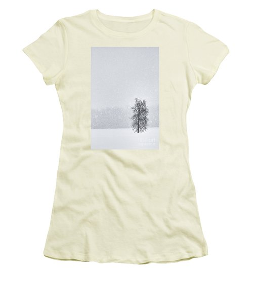 Solitude II Women's T-Shirt (Athletic Fit)