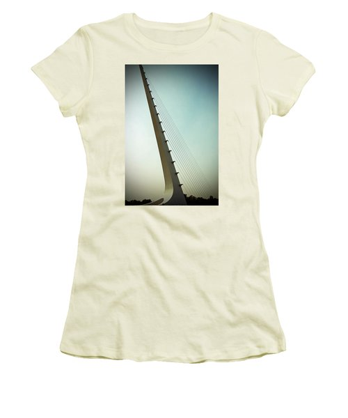 Sundial At Sunrise Women's T-Shirt (Athletic Fit)