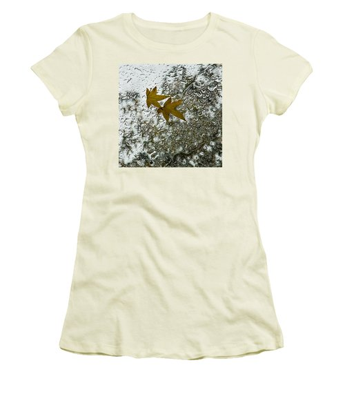 Symbols Of Autumn  Women's T-Shirt (Athletic Fit)