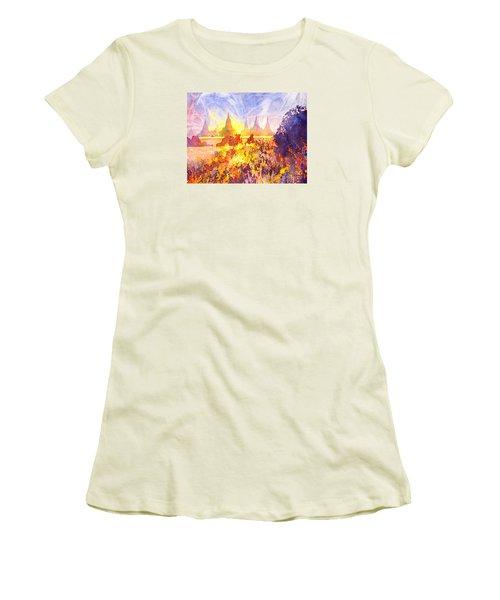 That Ruined Feeling Women's T-Shirt (Junior Cut) by Ryan Fox