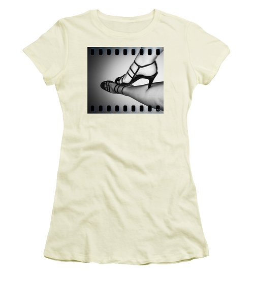 The Art Of Stilettos Women's T-Shirt (Athletic Fit)