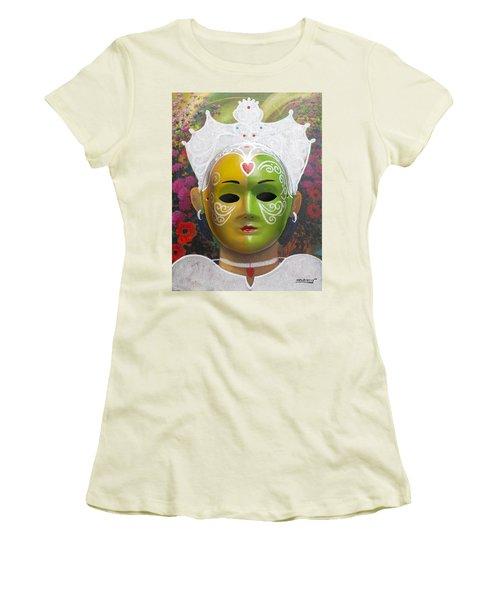 The Autumn Fairy Women's T-Shirt (Athletic Fit)