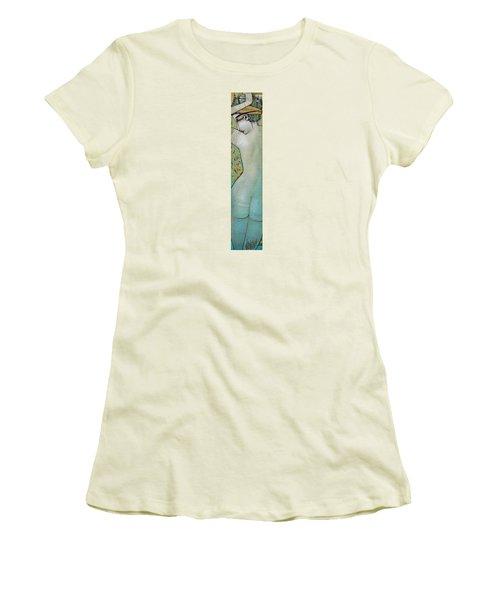 The Bath Women's T-Shirt (Athletic Fit)