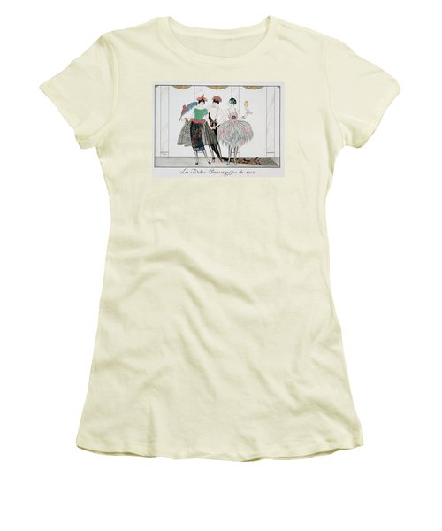 The Beautiful Savages Women's T-Shirt (Athletic Fit)