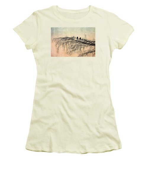 The Branch Of Reconciliation 2 Women's T-Shirt (Junior Cut) by Alexander Senin