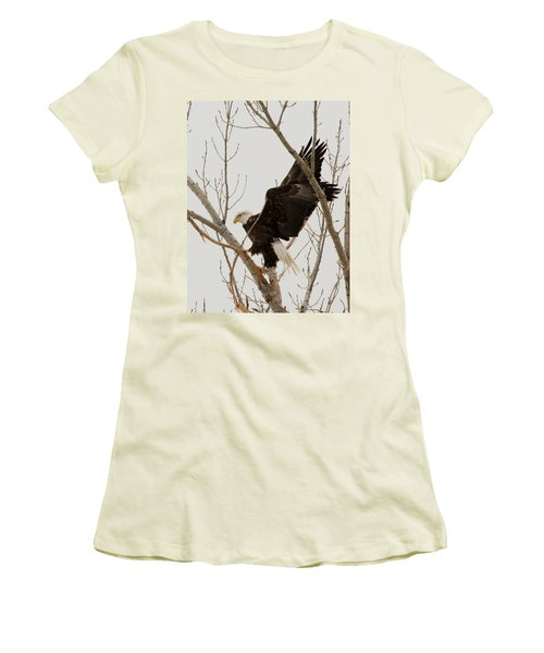 The Climb Women's T-Shirt (Athletic Fit)
