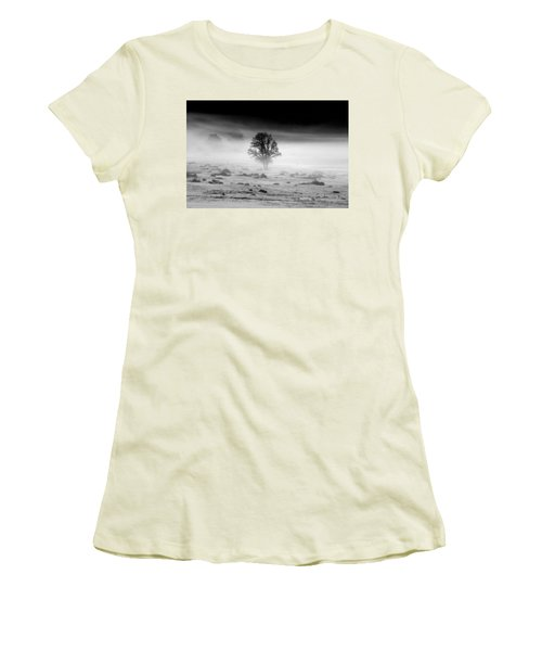 The Fog Women's T-Shirt (Athletic Fit)
