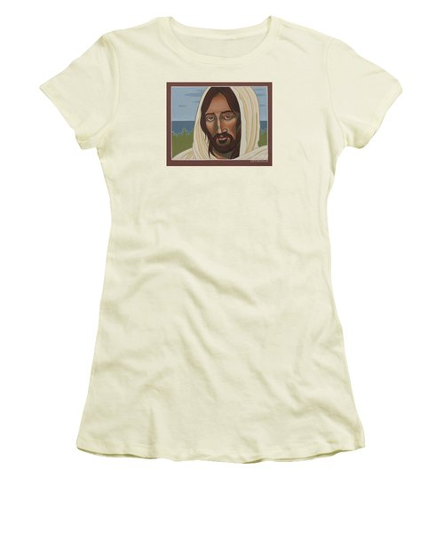 The Galilean Jesus 266 Women's T-Shirt (Athletic Fit)