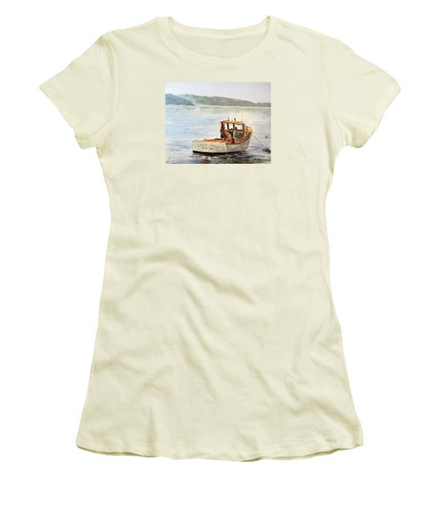 The Lyllis Esther Women's T-Shirt (Junior Cut) by Lee Piper