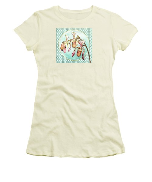 The Three Graces Women's T-Shirt (Athletic Fit)