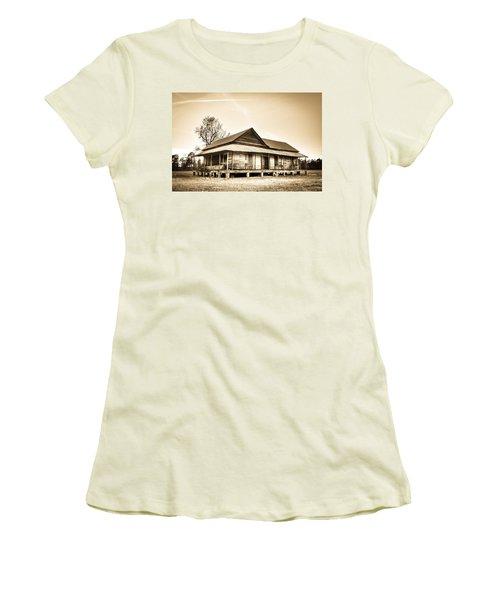 The Union School Women's T-Shirt (Athletic Fit)