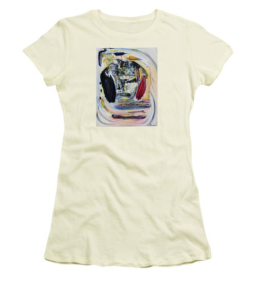 The Vision Of Ironstar Women's T-Shirt (Junior Cut) by Kicking Bear  Productions