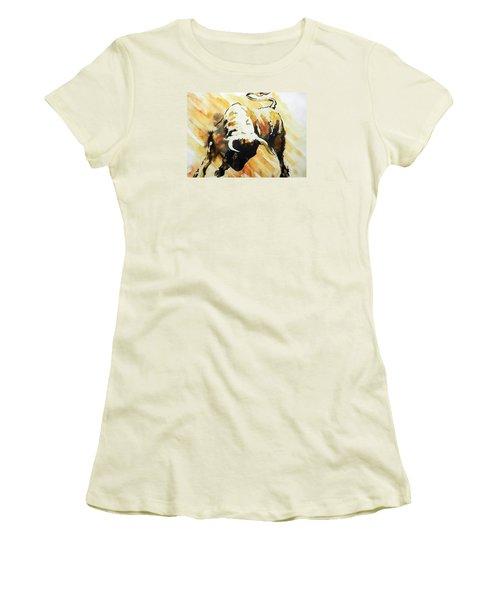 Toro Women's T-Shirt (Junior Cut) by J- J- Espinoza