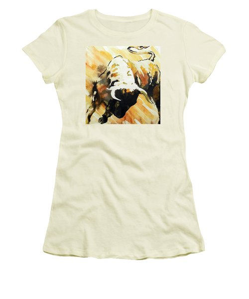 O .  L . E Women's T-Shirt (Athletic Fit)