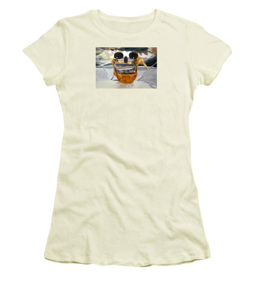 Tribulation Women's T-Shirt (Junior Cut) by Lazaro Hurtado