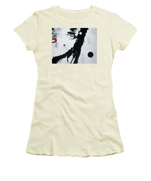 Unfinished Business Women's T-Shirt (Athletic Fit)