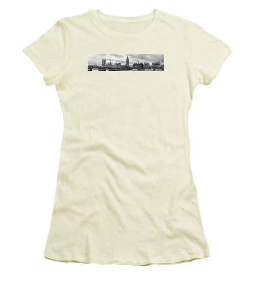Westminster Panorama Women's T-Shirt (Athletic Fit)