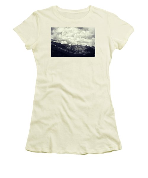 Whipped Cream Women's T-Shirt (Athletic Fit)