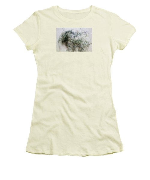 Wired Women's T-Shirt (Junior Cut) by John Stuart Webbstock