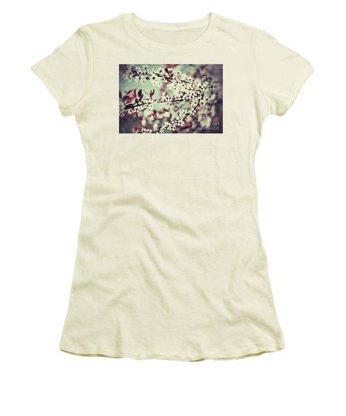 Cherry Women's T-Shirt (Athletic Fit)