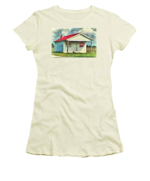 Royster Fertilizers  Women's T-Shirt (Junior Cut) by Lynne Jenkins