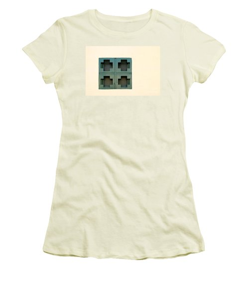 Windows Women's T-Shirt (Junior Cut) by Henrik Lehnerer