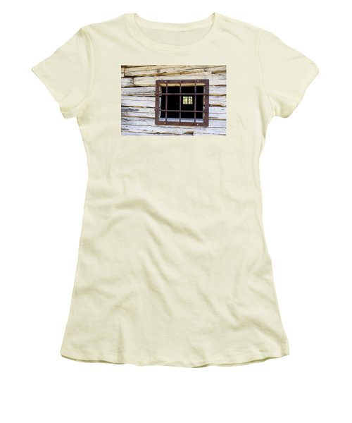 A Glimpse Into Another World Women's T-Shirt (Athletic Fit)