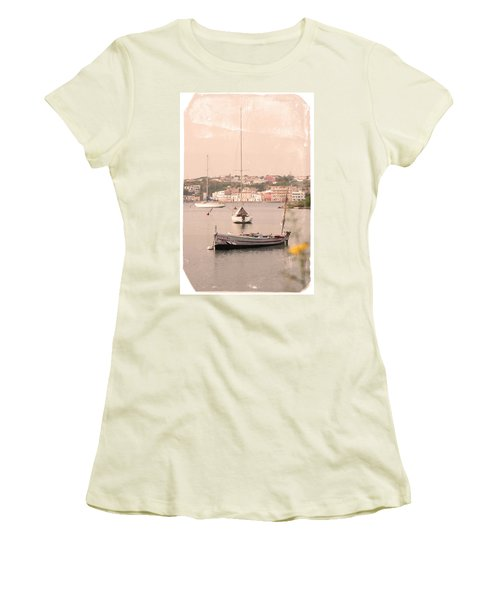 Women's T-Shirt (Junior Cut) featuring the photograph Barbara by Pedro Cardona