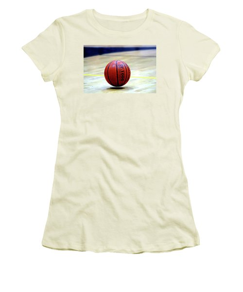 Bouncing Ball Women's T-Shirt (Athletic Fit)