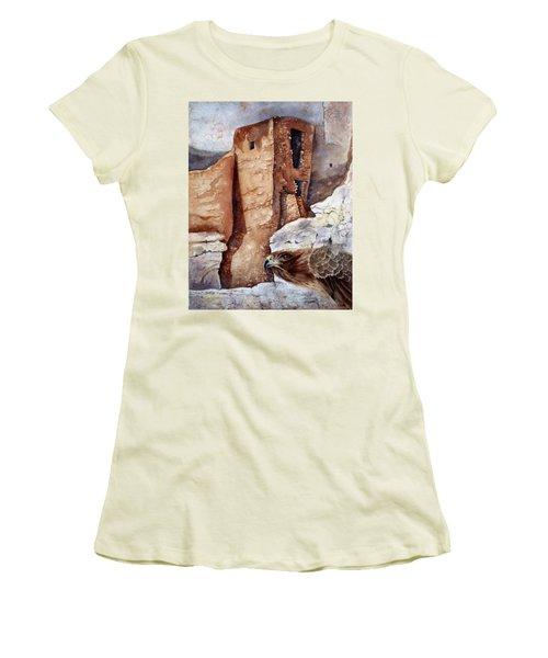 Desert Dwellers Women's T-Shirt (Junior Cut)