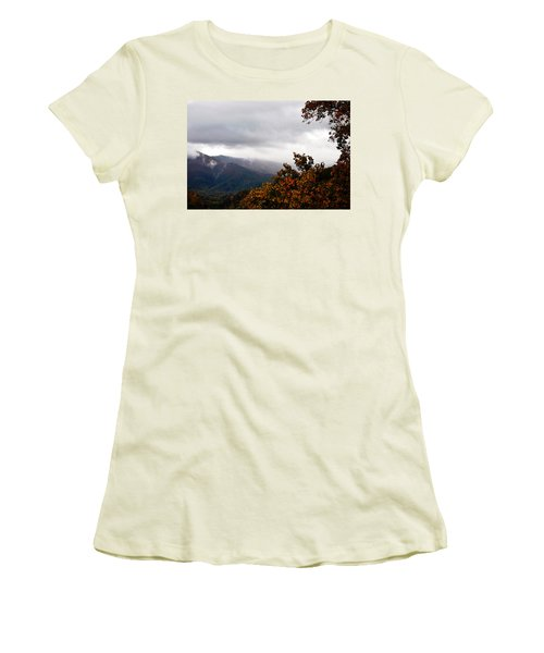 Etheral Women's T-Shirt (Athletic Fit)