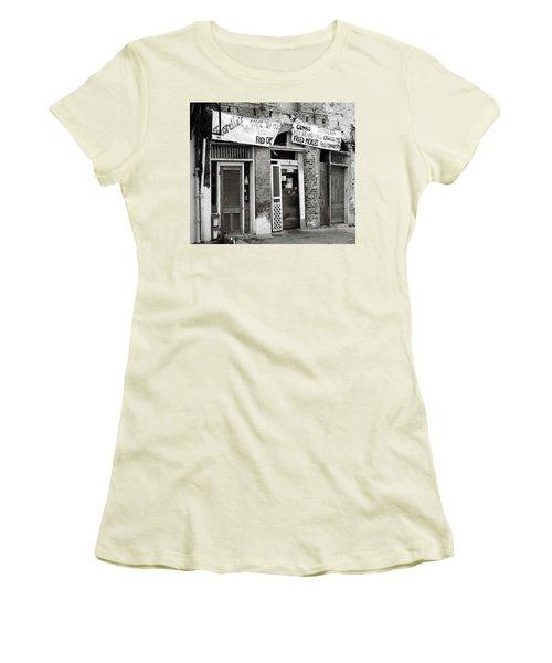 Fiorellas Women's T-Shirt (Athletic Fit)