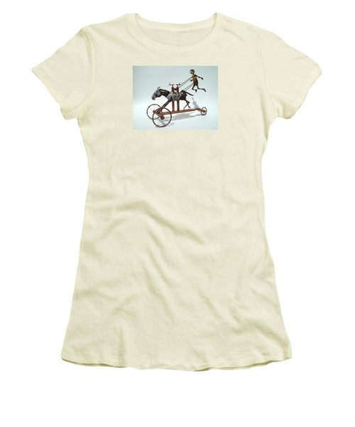 Free Unforgiven Women's T-Shirt (Athletic Fit)