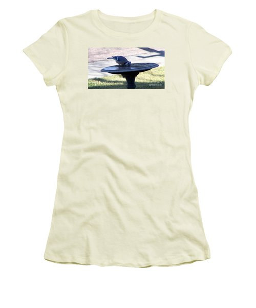Frustration Women's T-Shirt (Junior Cut) by Dorrene BrownButterfield