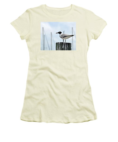Rockport Harbormaster Women's T-Shirt (Athletic Fit)