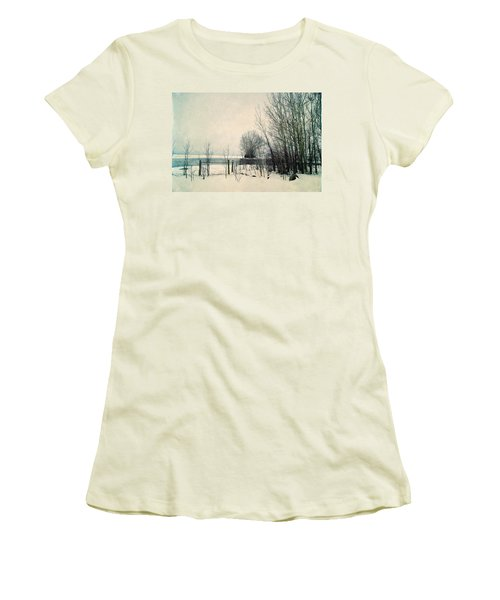 Spring Thaw Women's T-Shirt (Athletic Fit)