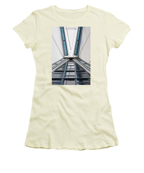 Structure Reflections Women's T-Shirt (Athletic Fit)