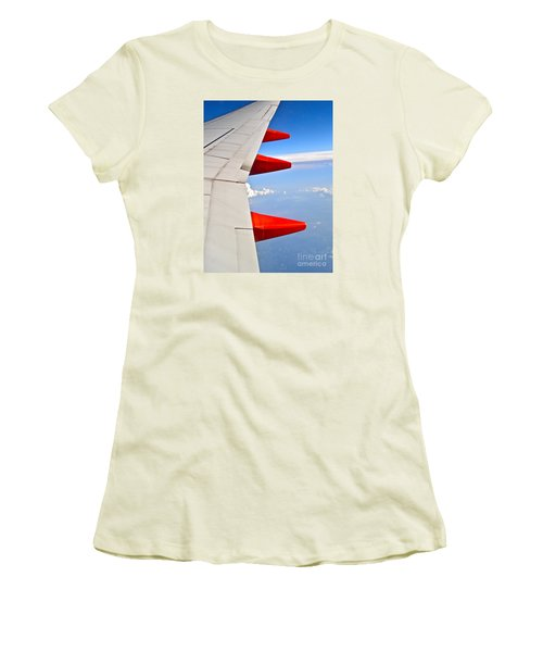 Take Flight Women's T-Shirt (Athletic Fit)