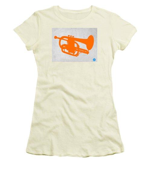 Tuba  Women's T-Shirt (Athletic Fit)