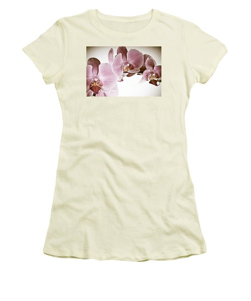 Vintage Orchid Women's T-Shirt (Athletic Fit)