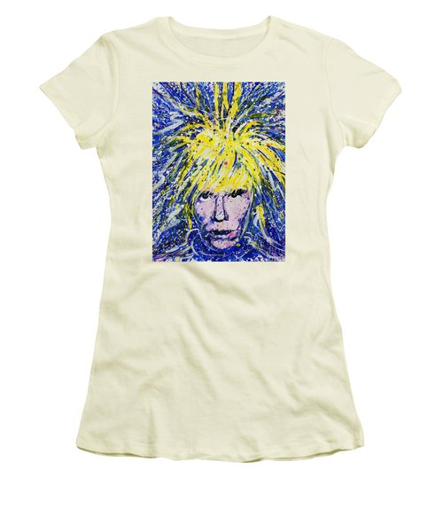 Warhol II Women's T-Shirt (Athletic Fit)