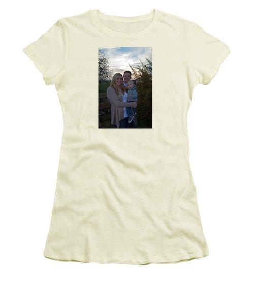 011 Women's T-Shirt (Athletic Fit)